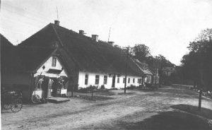 Moderes māja 20.gs.sākumā.