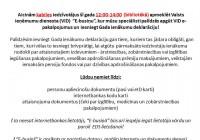 VID pakalpojumi Kabilē 19.aprīlī
