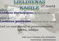 Pasākumi Kabilē