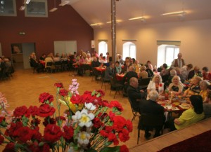 Seniori aicināja uz KOLHOZNIEKU BALLI 09.04.2016.
