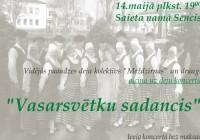 """""""Meždzirnas"""" aicina uz Vasarsvētku sadanci 14.maijā"""