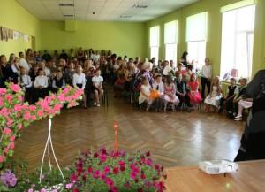 Mācību gada noslēgums Z.A.Meierovica Kabiles pamatskolā (30.05.2016.)