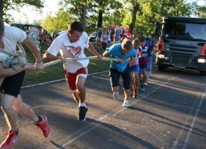 Kabiles pagasta pārvaldes  2016.gada atklātās sporta spēles 27.08.