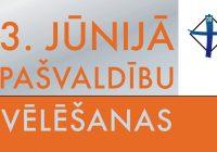 Pašvaldību vēlēšanas 2017.gada 3.jūnijā