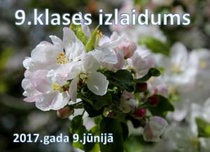 Izlaidums Z.A.Meierovica Kabiles pamatskolā 9.06.2017.