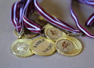 Kabiles Atklātās sporta spēles 26.08.