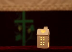 Kristību dievkalpojums Kabiles baznīcā 27.08.