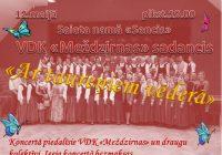 """""""Meždzirnas"""" aicina uz sadanci 12.maijā"""