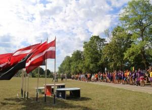 Kuldīgas novada Atklātās 10. vasaras sporta spēles