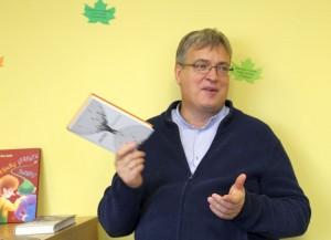 Lasītāju tikšanās ar Arno Jundzi