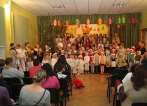 Ziemassvētki Kabiles skolā