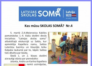 SKOLAS SOMA. Nr.4
