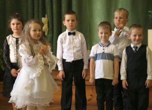 Ģimenes dienas koncerts skolā 15.05.