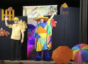 """Leļļu teātris """"Tims"""" 10.09."""