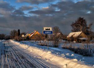Bargā ziema Kabilē